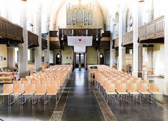 Sanierung Friedenskirche
